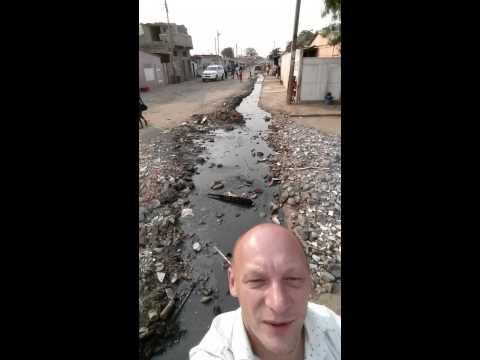 Angola Luanda sciek