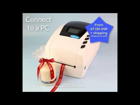 Ribbon Printing Machine, Ribbon Printer, Personalised Ribbons