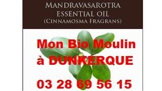 Huile Essentielle Saro ou Mandravasarotra à Dunkerque - Mon Bio Moulin à Dunkerque