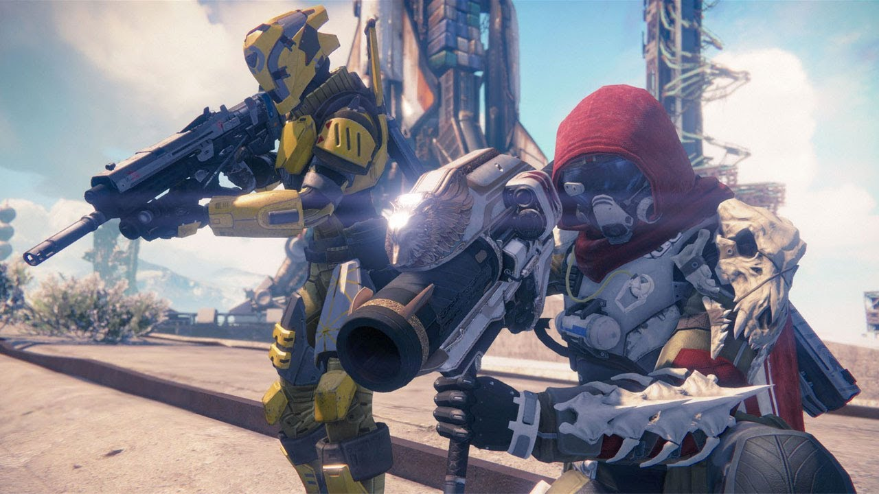 E3 2013: Destiny debut gameplay trailer
