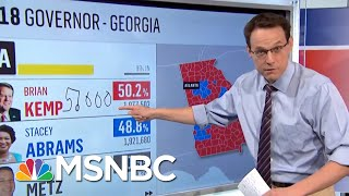 Democrats Could End Up Picking Up 40 House Seats From Midterms | The 11th Hour | MSNBC