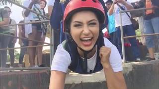Miss Pakistan Anzhelika Tahir Unseen Video | Celeb Zone