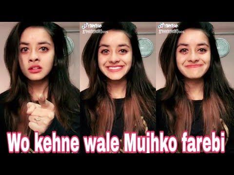 Wo Kehne Wale Mujhko Farebi  Heart Touching Love Song Whatsapp Status 2018