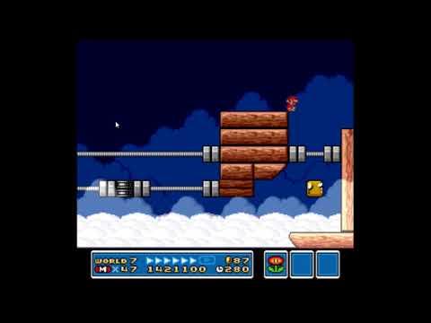 """Al fin pude """"Super Mario Bros 3""""#13"""