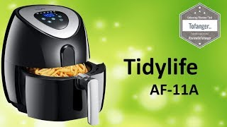 Tidylife Electric Fryer without oil (AF-11A)