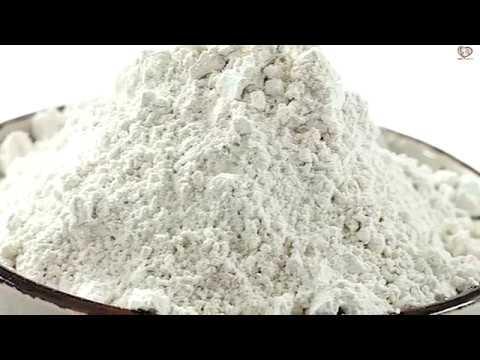 Белая глина VS Морщинки