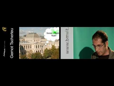 Gernot Tscherteu@ 'Creating Innovation' PechaKucha 19/10/2009