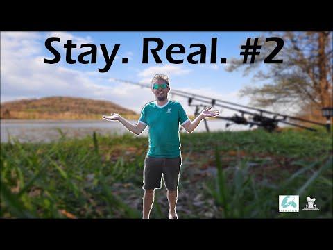 Stay. Real. #2 | Donauflair | Fishstone Vorstellung | Karpfenangeln