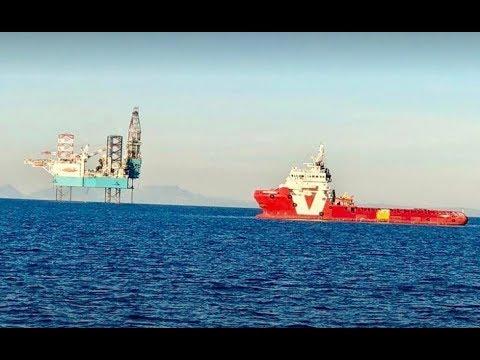 Akdeniz'de petrol ve doğal gaz araması başlıyor