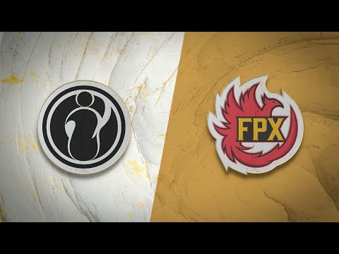 IG vs FPX - SEMIFINALS GAME 3 - POV Crisp (Thresh) vs Baolan (Alistar) - World Championship 2019