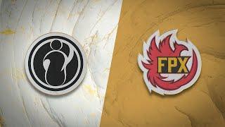 IG vs FPX - SEMIFINALS GAME 3 - POV Crisp (Thresh) vs Baolan (Alistar) - World Championship 2019