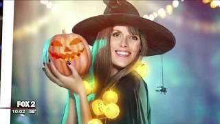 Halloween Makeover by Krome Studio WJBK TV