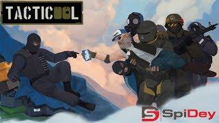 Tacticool #6   Snek action   New gamemode