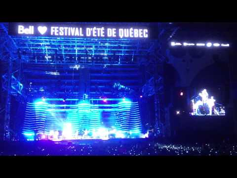 Bruno Mars - Live in Québec