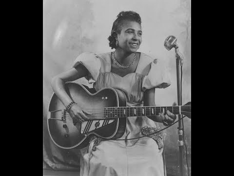 Hidden Figures: Memphis Minnie #BlackHERstoryMonth 15/28