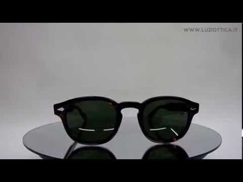 edb337b14a Moscot Lemtosh Tortoise (G15) - YouTube