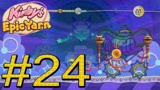 Lets Play Together Kirby und das magische Garn #24: Das große Finale! [Deutsch/German] [HD]