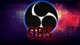Программа для съёмки экрана компьютера OBS