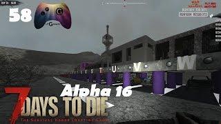 7 DAYS TO DIE|Alpha 16|WotW Mod|Folge 58| das größte Shopping Center [deutsch]