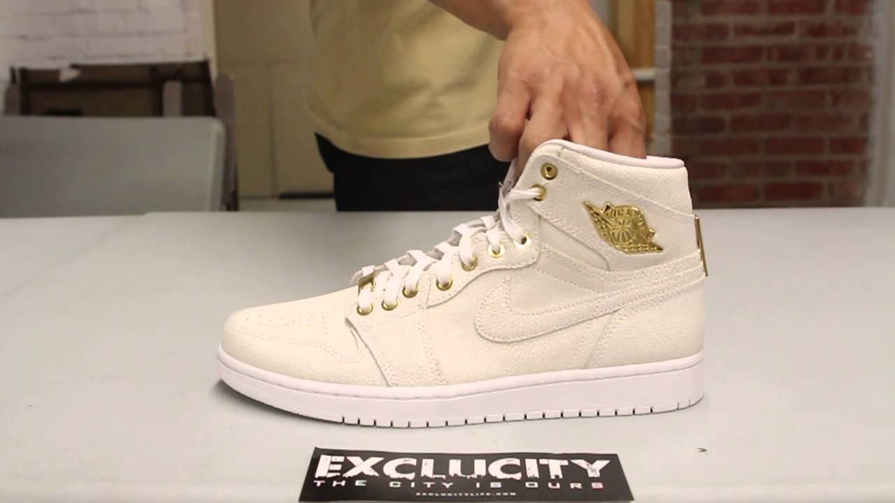 online store 61144 5a551 ... low price air jordan 1 retro high og pinnacle unboxing video at  exclucity youtube 0ca07 eb5ba