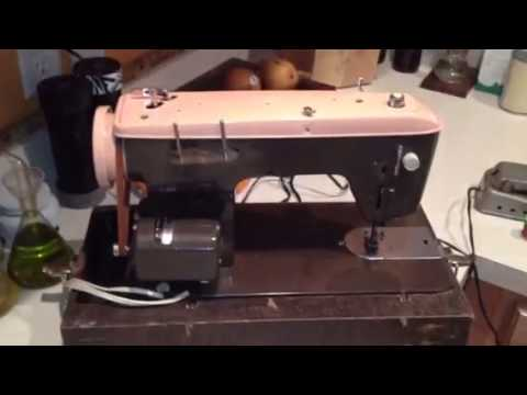 Brother Charger 40 Sewing Machine Review And Demonstration YouTube Delectable Brother Charger 651 Sewing Machine Manual