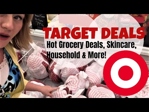 TARGET COUPONING DEALS (11/25-12/01) Great Grocery Deals, Household, Beauty & More!