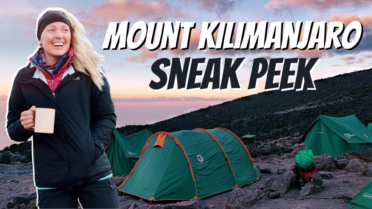 Climbing Mount Kilimanjaro   6 Day Machame Route   I SUMMITED KILI in an ICE STORM   #Shorts