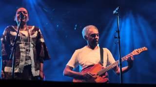 Back2Black 2013 - Tributo a Miriam Makeba - Gilberto Gil, Zenzi Lee Makeba e Ismael Lô (Palco Rio)