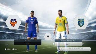 FC Goa Vs Kerala Blasters FC  ISL Match PENALTY SHOOTOUT