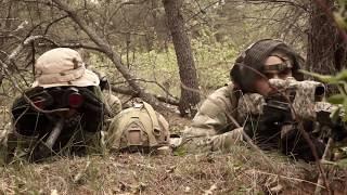 """Ghillie""-Episode One ""The Sniper""- ""A Short War Film"""
