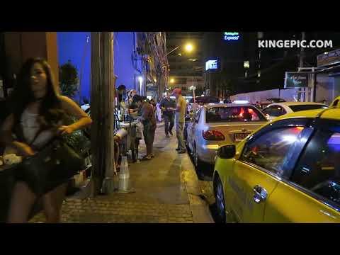 Red Light District - Bangkok Nightlife -    Day 35