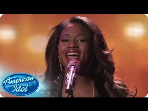 "Amber Holcomb ""A Moment Like This"" by Kelly Clarkson: Top 10 Performances - AMERICAN IDOL SEASON 12"
