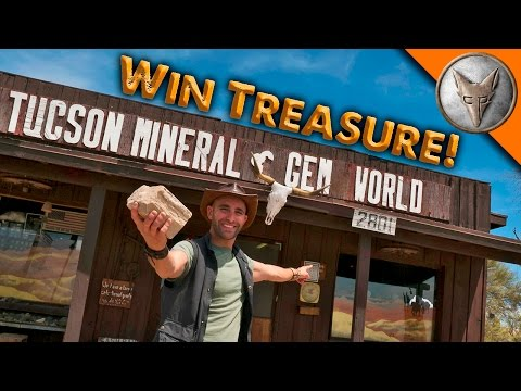 Thumbnail: TREASURE HUNT - Will You WIN?!