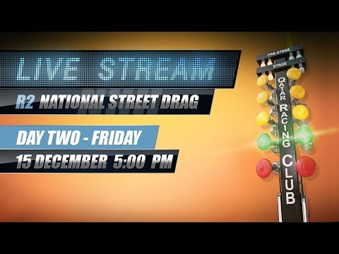 2017/2018 Qatar National Street Drag Championship - Round 2 - Day Two - Race