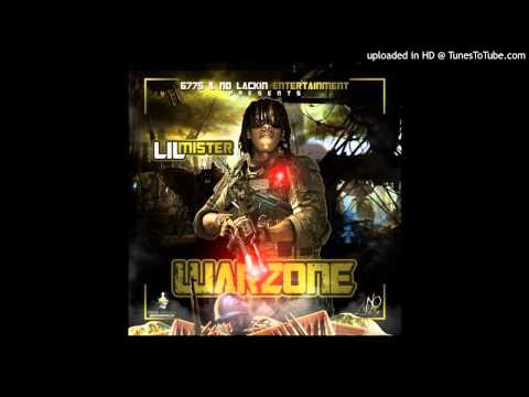 Lil Mister - 6775 (Warzone) Official Mixtape Produce By@Smylez & 1200onTheBeat