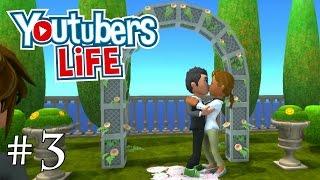 Je me marie! - Youtubers Life FR #3