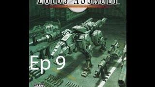 Zoids assault ep 9