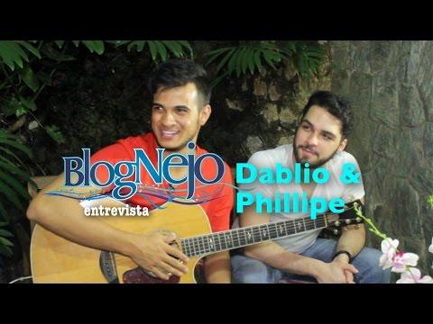 Blognejo Entrevista - Dablio & Phillipe