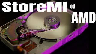 StoreMi - przyspieszanie HDD i SSD wg. AMD - test vs Intel Optane Memory