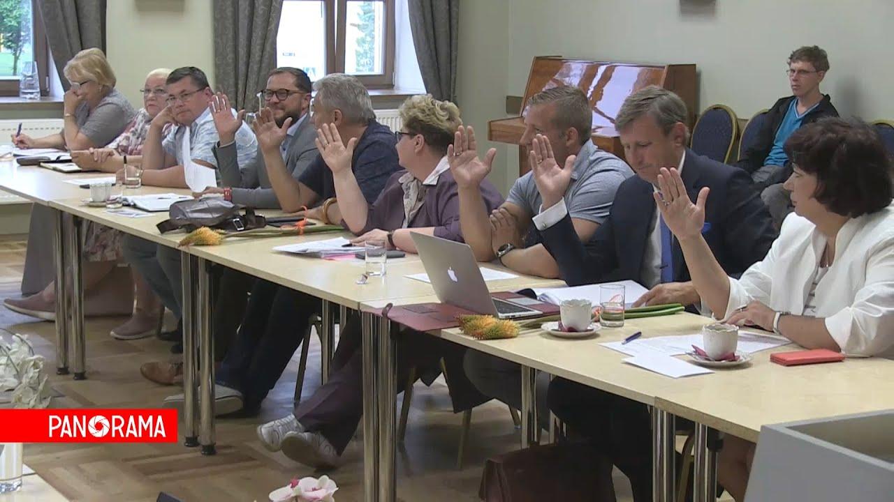 23 июля состоялось очередное заседание Йыхвиского волостного собрания
