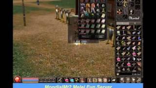 MondialMt2 GamePlay Melei Fun Server [metin2]