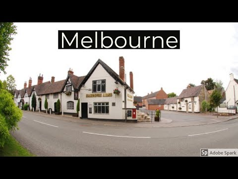 Travel Guide Melbourne Derbyshire UK Pros And Cons Review