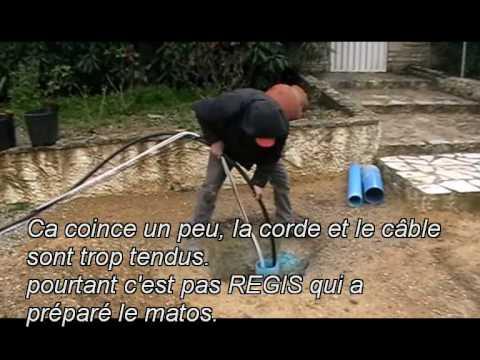 Installation de pompe 1ere partie youtube - Un broc d eau ...