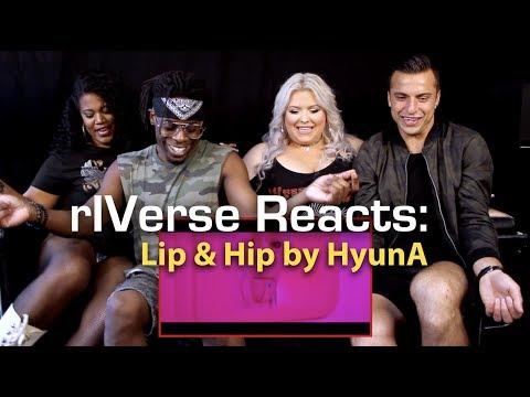 rIVerse Reacts: Lip & Hip by HyunA - MV Reaction