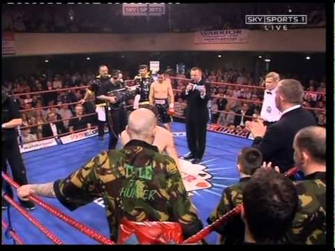 Michael Hunter Vs Yersin Jailauov (Part 1 of 2)