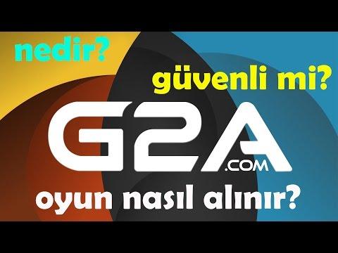 G2A Nedir ve Nasıl Oyun Alınır[ATS ALIYORUM]