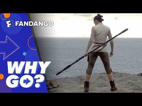 Why Go? | Star Wars: The Last Jedi