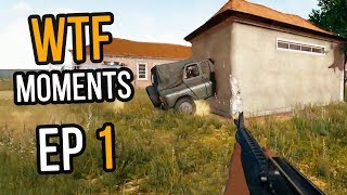 PUBG: WTF Moments Ep. 1