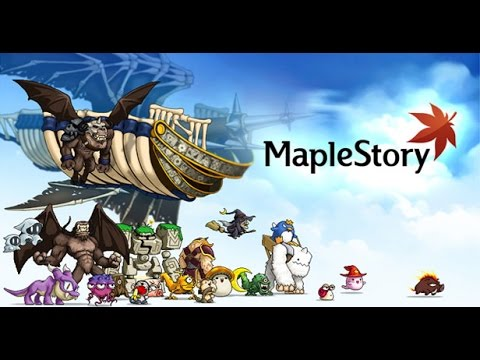 2-Hour Maplestory Music For Studying