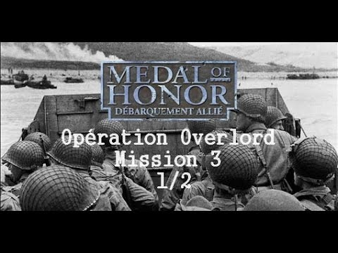 medal of honor debarquement alli